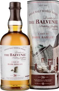 Balvenie-A-Day-of-Dark-Barley-26-Year-Old-Single-Malt-Scotch-Whisky-Scotland-700mL-47.8 on sale