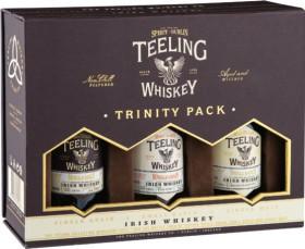 Teeling-Whiskey-Trinity-Pack-Ireland-3-x-50mL-46.0 on sale