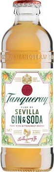 NEW-Tanqueray-Flor-de-Sevilla-Gin-Soda-or-Gin-Tonic-275mL-Bottles on sale