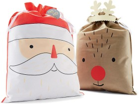 2-Pack-Character-Sacks on sale