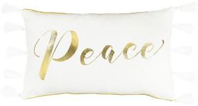 Peace-Cushion on sale