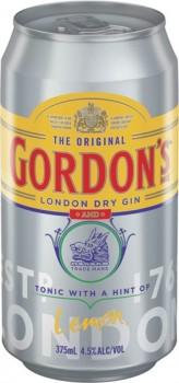 Gordons-Gin-Tonic-4.5-10-Pack on sale