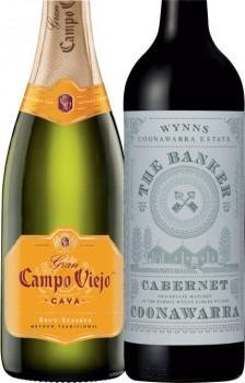 Campo-Viejo-Cava-Brut-or-Wynns-The-Banker-750mL-Varieties on sale