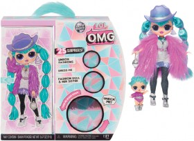 NEW-L.O.L-Surprise-Winter-Disco-OMG-Dolls on sale