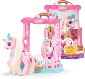 Pets-Alive-My-Magical-Unicorn-and-Stable-Playset on sale