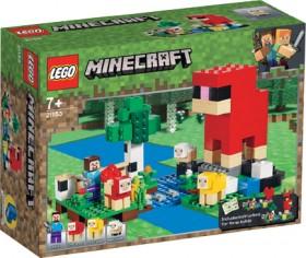 LEGO-Minecraft-The-Wool-Farm-21153 on sale