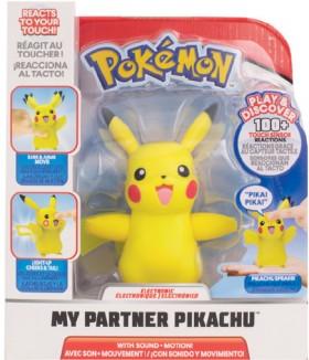 NEW-Pokmon-My-Partner-Pikachu on sale