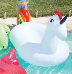 Inflatable-Unicorn on sale