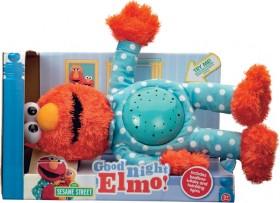 NEW-Sesame-St-Goodnight-Elmo-with-Soft-Night-Light on sale