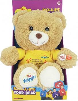 The-Wiggles-Rock-A-Bye-Bear on sale