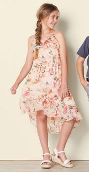 K-D-Tulip-Hem-Dress on sale