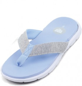 Wave-Zone-Womens-Sport-Thongs-Blue on sale
