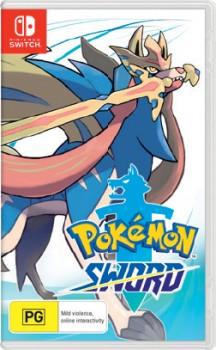 NEW-Nintendo-Switch-Pokmon-Sword on sale