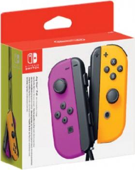 Nintendo-Switch-Joy-Con-Controllers-Purple-and-Orange on sale