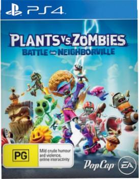 PS4-Plants-Vs-Zombies-Battle-for-Neighborville on sale