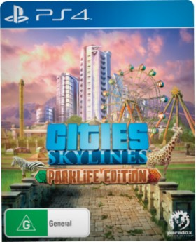 PS4-Cities-Skylines-Parklife-Edition on sale