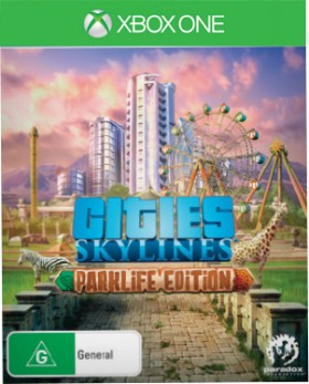 Xbox-One-Cities-Skylines-Parklife-Edition on sale