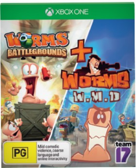 Xbox-One-Worms-Battlegrounds-Worms-W.M.D on sale