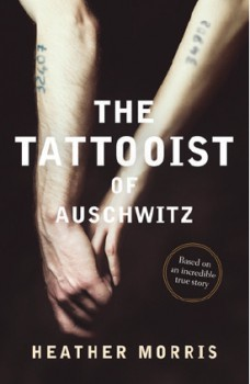 The-Tattooist-of-Auschwitz on sale