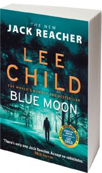 NEW-Blue-Moon-A-Jack-Reacher-Novel on sale