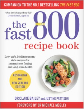 The-Fast-800-Recipe-Book on sale