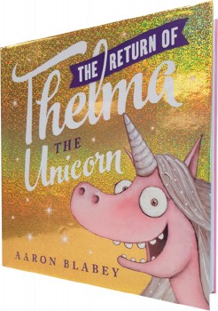 NEW-The-Return-of-Thelma-the-Unicorn on sale