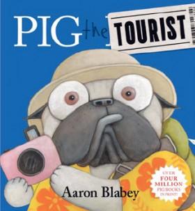 Pig-the-Tourist on sale