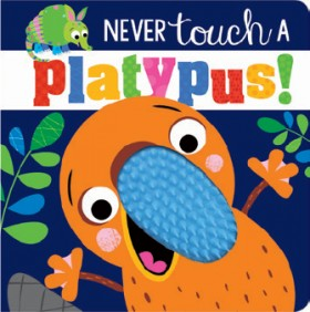 NEW-Never-Touch-a-Platypus on sale