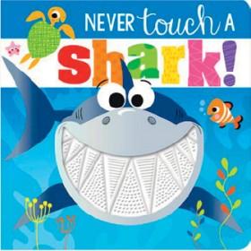 Never-Touch-a-Shark on sale