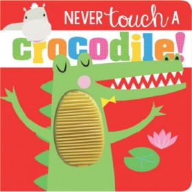 Never-Touch-A-Crocodile on sale