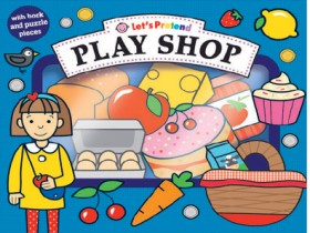 Lets-Pretend-Play-Shop on sale