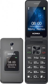 Konka-FP1-Space-GreyBlack on sale