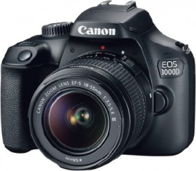 Canon-EOS-3000D on sale