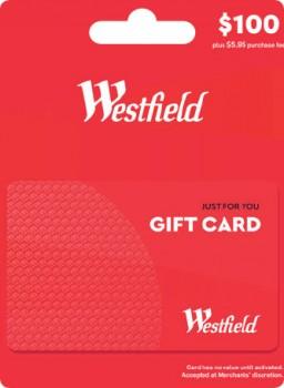 100-Westfield-Gift-Card on sale