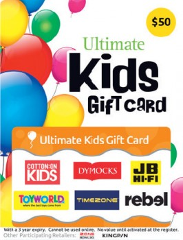 50-Ultimate-Kids-Gift-Card on sale