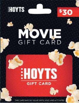 30-HOYTS-Gift-Card on sale
