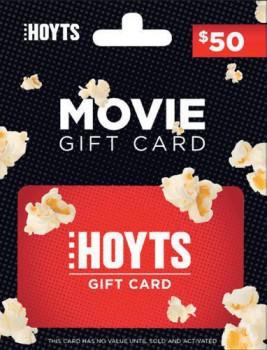 50-HOYTS-Gift-Card on sale