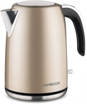 Kambrook-Kettle-1.7-Litre-Champagne on sale