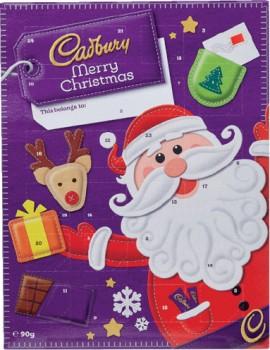 Cadbury-Advent-Calendar-90g on sale
