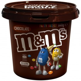 Mars-Milk-Chocolate-MMs-Party-Bucket-640g on sale