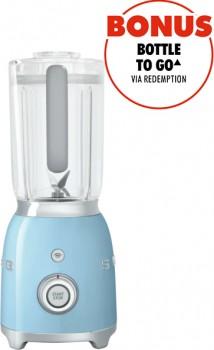 NEW-Smeg-50s-Retro-Style-Blender-Pastel-Blue on sale