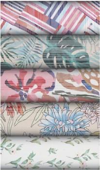 NEW-Print-Chiffon on sale