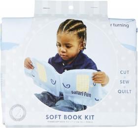 NEW-Safari-Fun-Soft-Book-Kit on sale