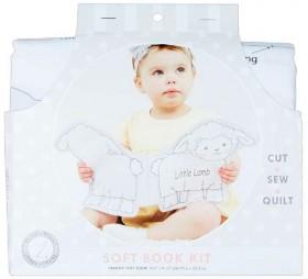 NEW-Little-Lamb-Soft-Book-Kit on sale
