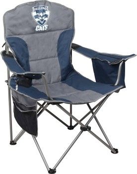 AFL-Geelong-Cats-Cooler-Arm-Chair on sale