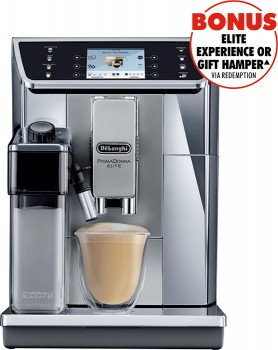 DeLonghi-PrimaDonna-Elite-Fully-Auto-Machine on sale