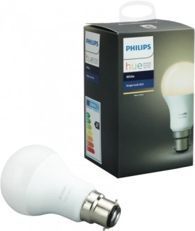 Philips-HUE-White-9.5W-A60-LED-Globe-B22 on sale