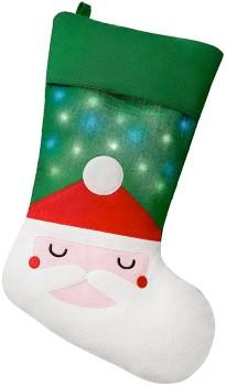 Myer-Global-Positioning-Stocking-Santa on sale