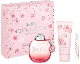 Coach-Floral-Blush-EDP-Christmas-Set on sale