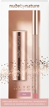 Nude-by-Nature-Bliss-Lip-Kit on sale